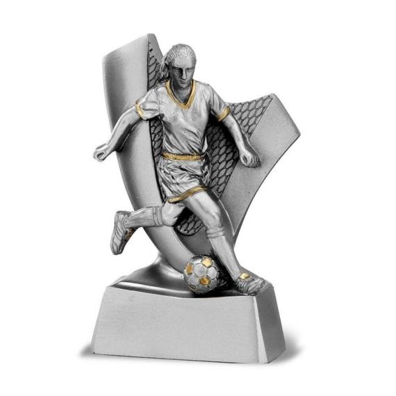 Labdarugó figura 10 cm