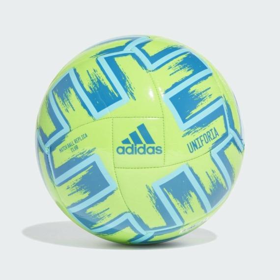 Adidas Uniforia Club foci labda zöld
