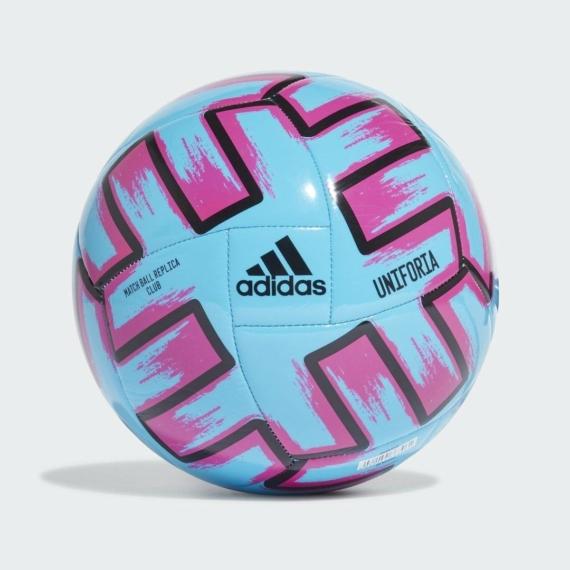 Adidas Uniforia Club foci labda kék