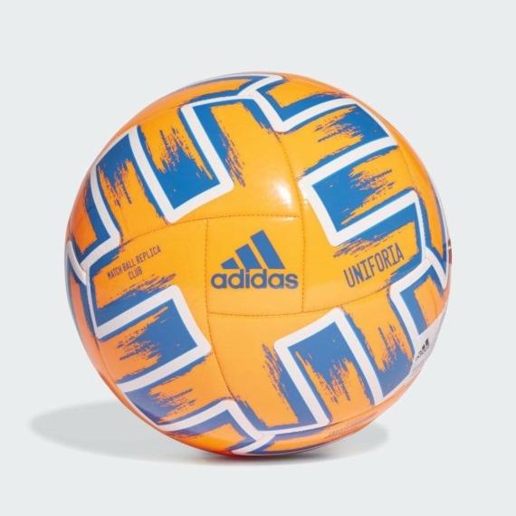 Adidas Uniforia Club foci labda narancs