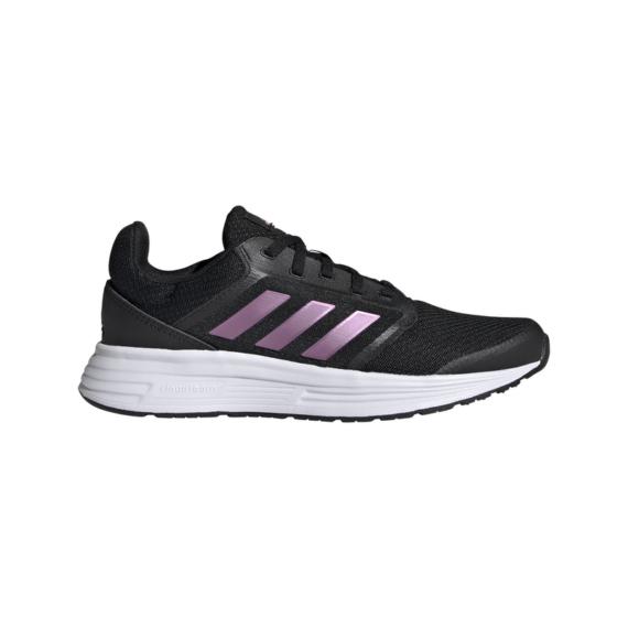 FY6743 Adidas Galaxy 5 fekete futócipő női