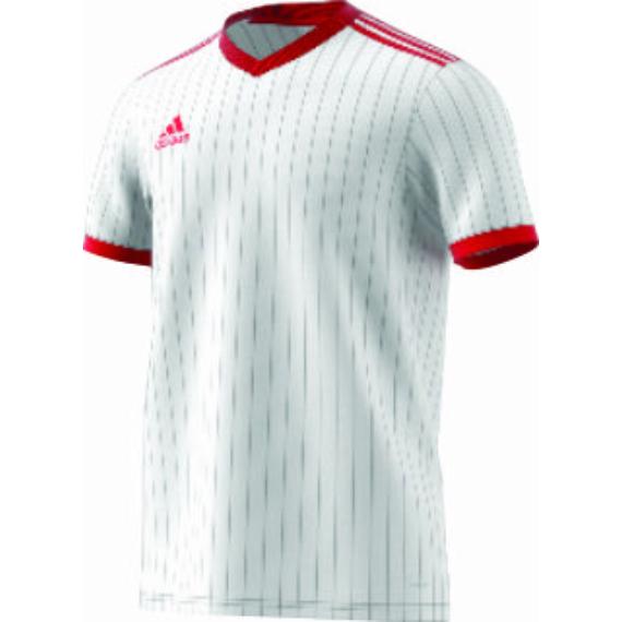 Adidas Tabela 18 mez junior fehér-piros