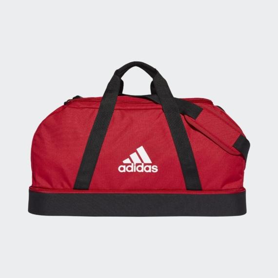 GH7272 Adidas Tiro DU utazótáska piros/fekete