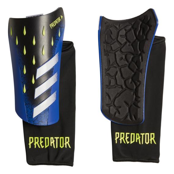 GK3540 Adidas Predator SG LGE sípcsontvédő fekete/kék