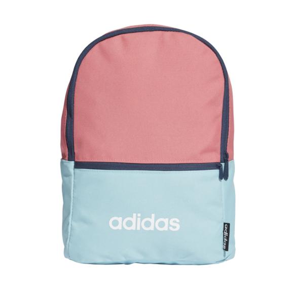 GN2070 Adidas Classic gyerek hátizsák korall/kék
