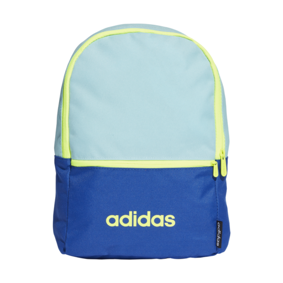 GN2071 Adidas Classic gyerek hátizsák világos kék/kék