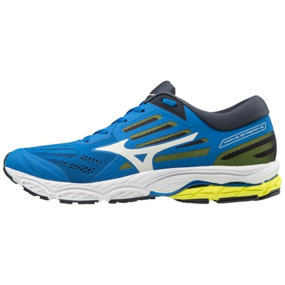 MIZUNO WAVE STREAM 2 kék férfi futócipő