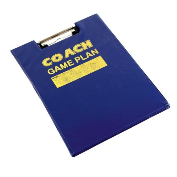 Edzői taktikai mappa - foci