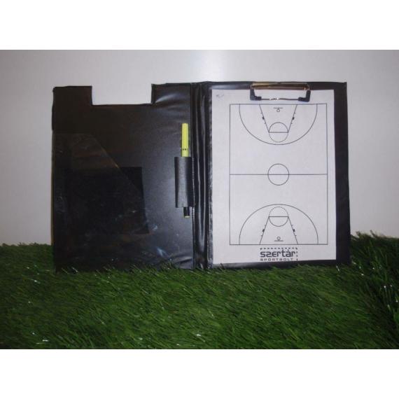 Edzői taktikai mappa - kosárlabda