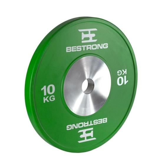 Olimpiai Crossfit súlytárcsa 10kg
