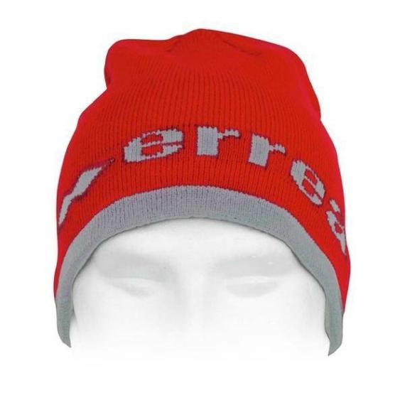 Errea Mantle gyerek téli sapka - piros-szürke
