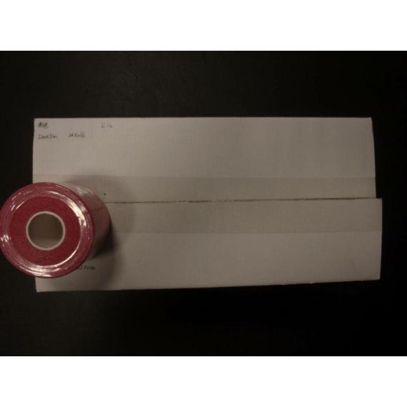 Kineziológiai Tape (5 cm x 5 m, pink)