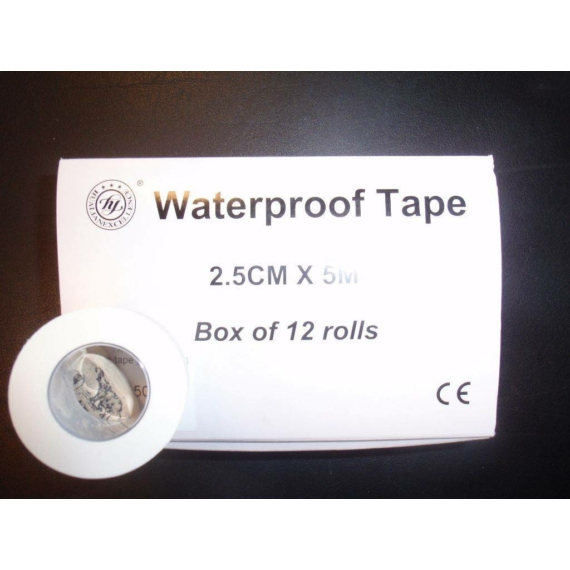 Vízálló tape (2,5cmx5m)