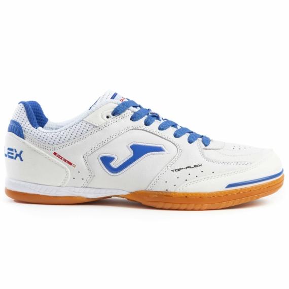 Joma Top Flex 602 teremcipő - fehér-kék