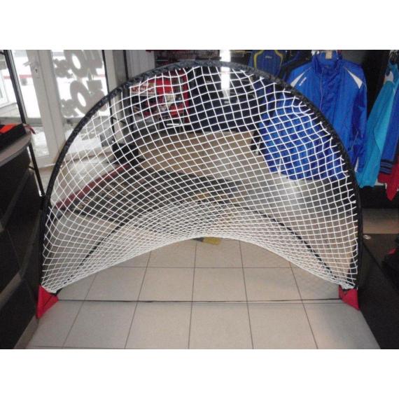 Félkör alakú önfelállítós kapu hálóval - 1 pár/csomag