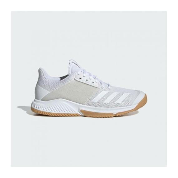 Adidas Crazyflight Team fehér kézilabda cipő