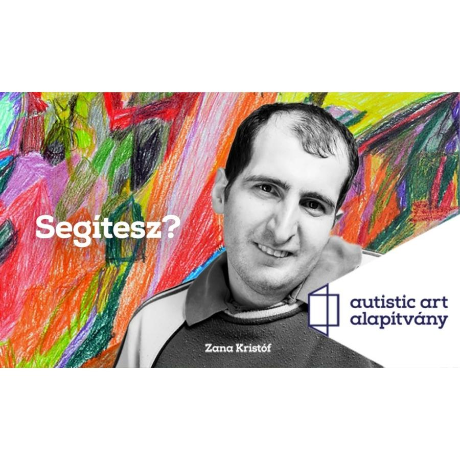 Kép 2/4 - Autistic Art adomány