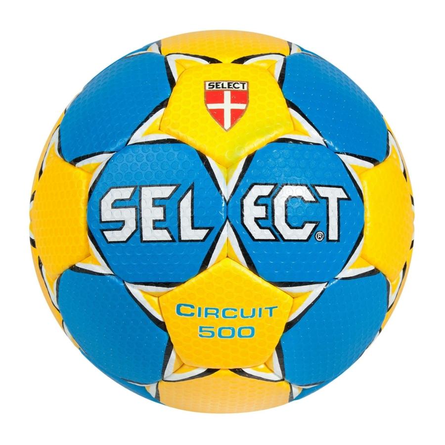Kép 1/1 - Select Circuit 500 gr nehezített kézilabda