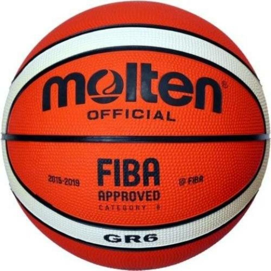 Kép 1/1 - Molten BGR6-OI gumi kosárlabda