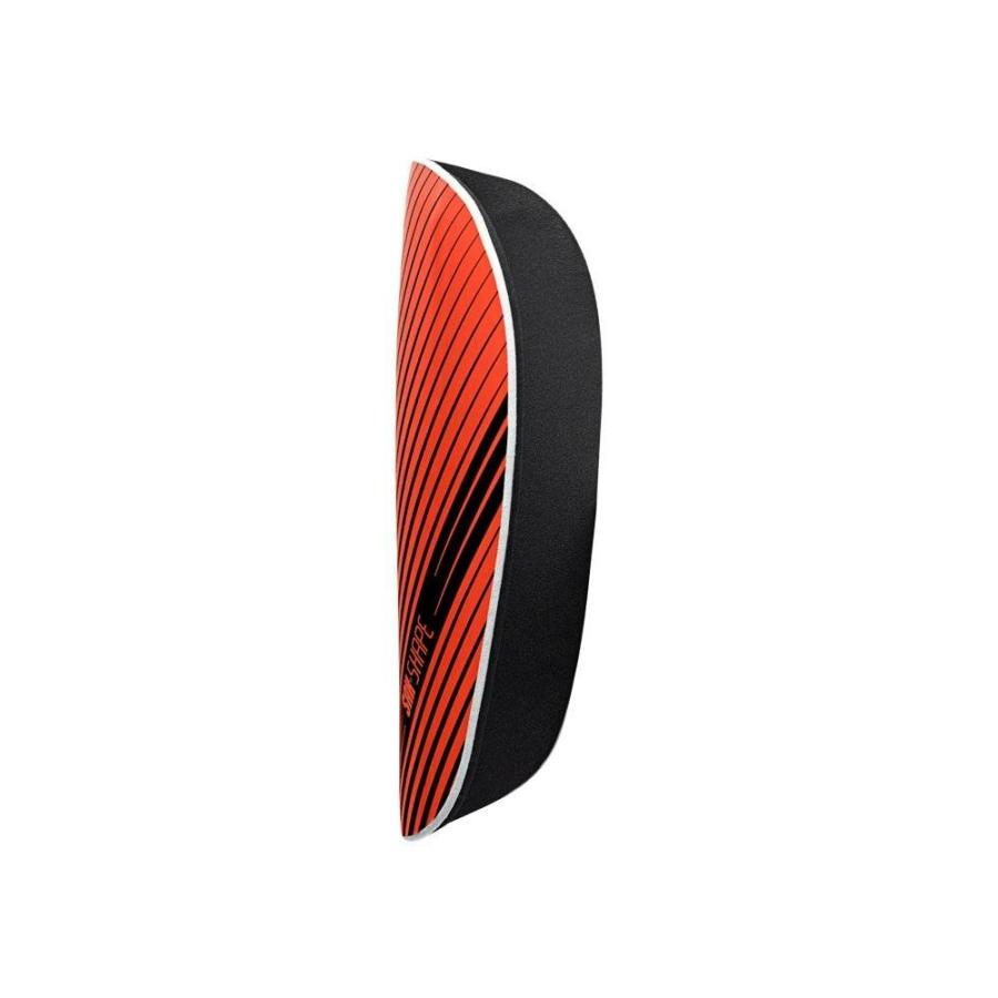 Kép 2/3 - Sak Shape sípcsontvédő piros 1