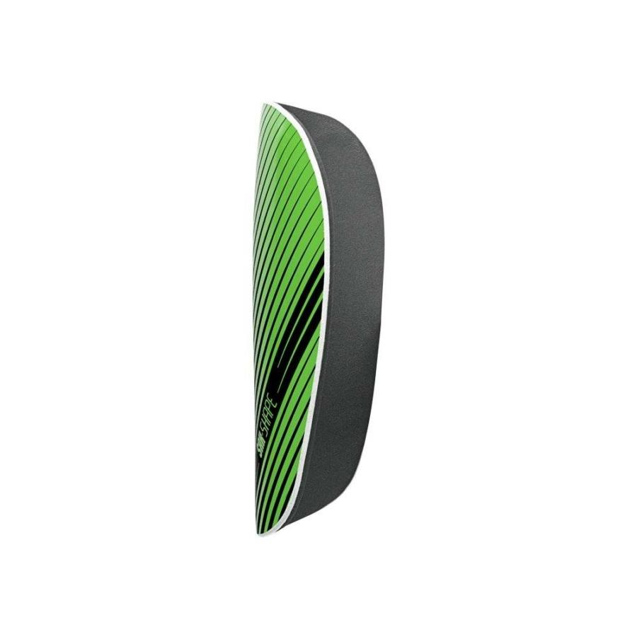 Kép 2/3 - Sak Shape sípcsontvédő zöld 1