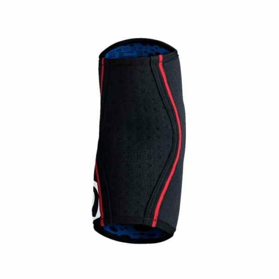 Kép 3/4 - Rehband RX Felnőtt könyökvédő - fekete-piros 2