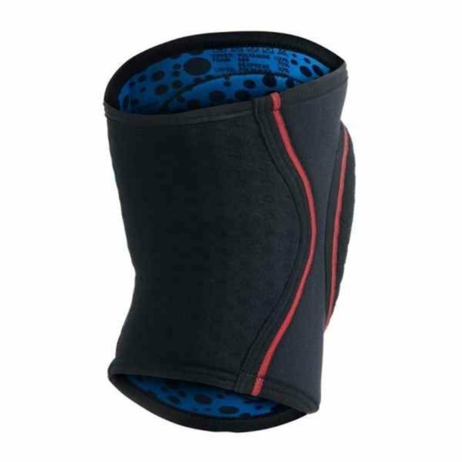 Kép 2/3 - Rehband RX Speed Gyerek térdvédő  (2db/csomag) - fekete-piros 1