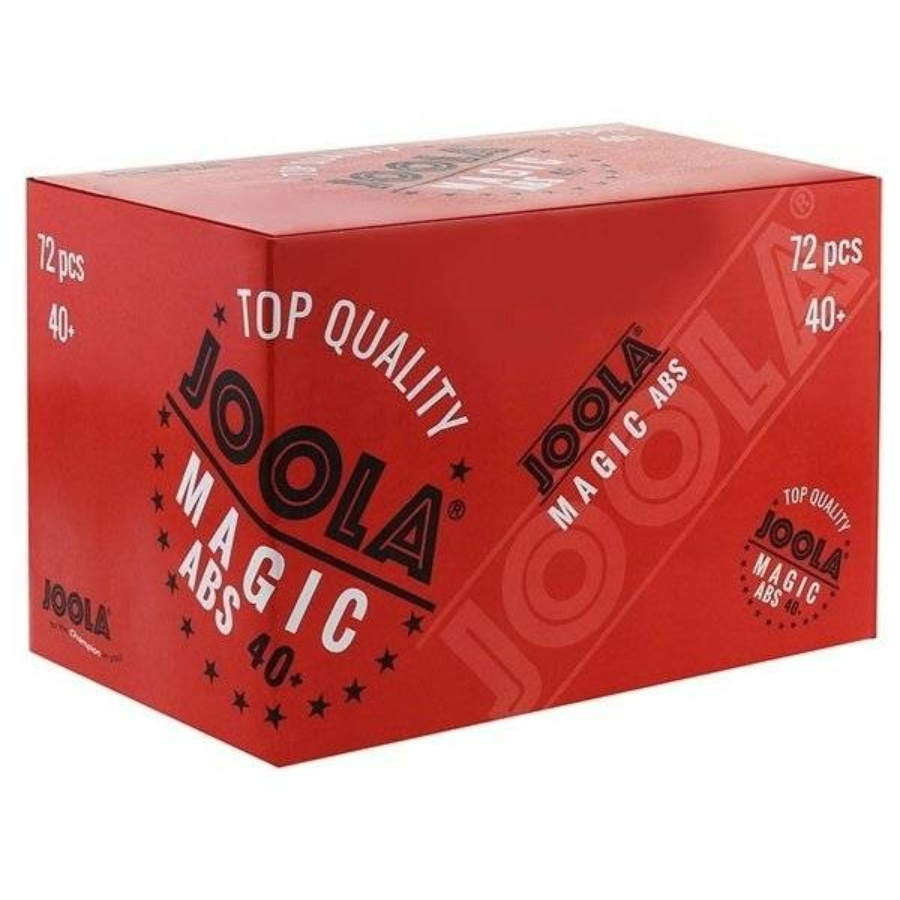 Kép 1/1 - Joola Magic ABS 40+ ping-pong labda (144db/csom)