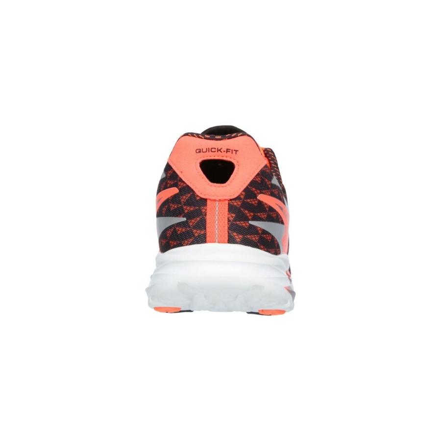 Kép 3/7 - Skechers GoRun Ride 5 férfi futócipő - narancssárga-fekete 2