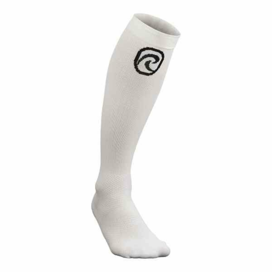 Kép 1/3 - Rehband RX kompressziós zokni - fehér