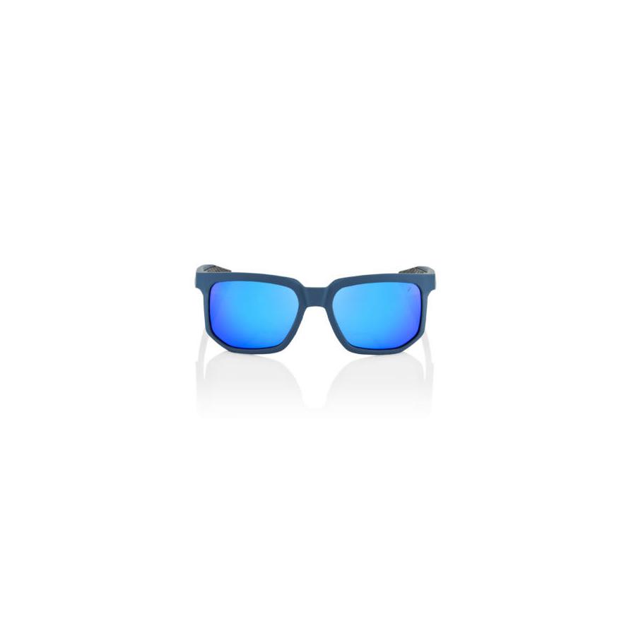 Kép 2/2 - 100% Centric napszemüveg, Soft Tact, Blue, Multi, Mirror lens