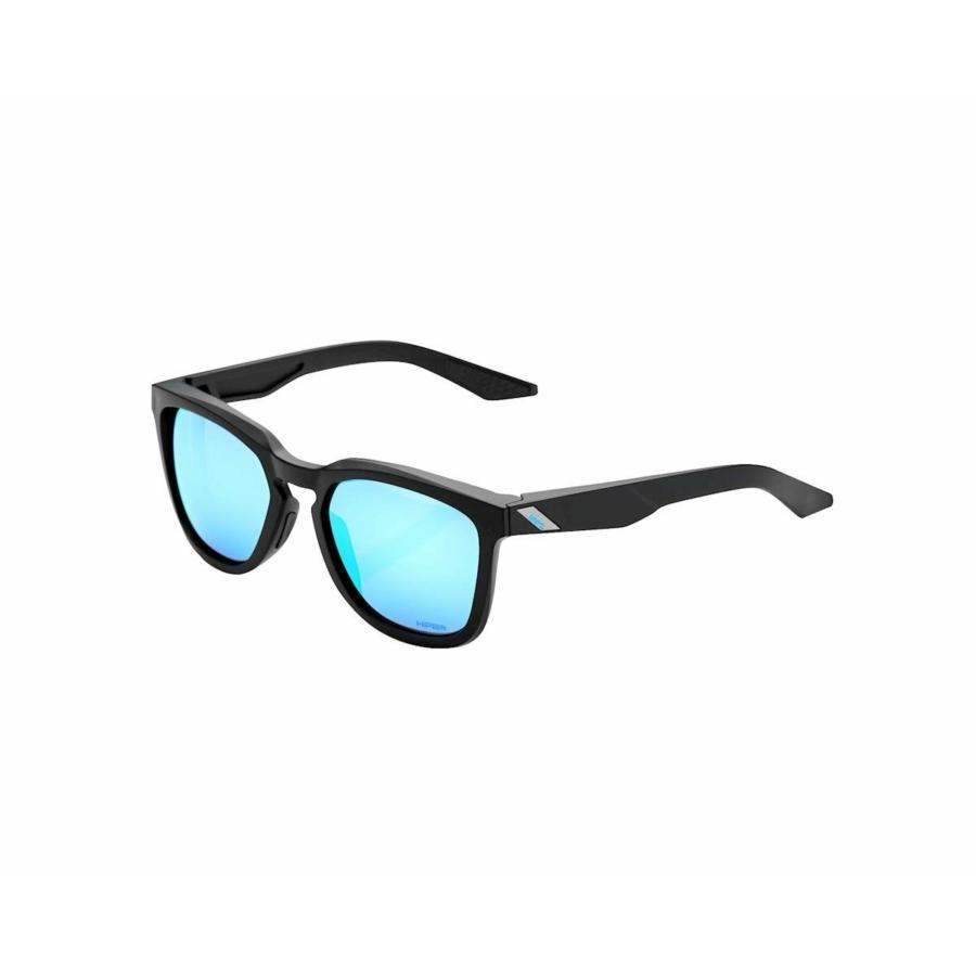Kép 1/1 - 100% Hudson Multilayer napszemüveg fekete