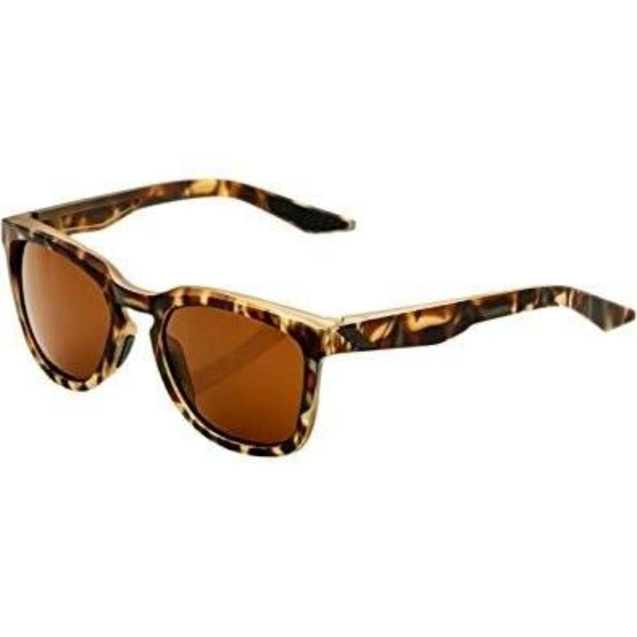 Kép 1/1 - 100% Hudson Soft Tact napszemüveg havanna