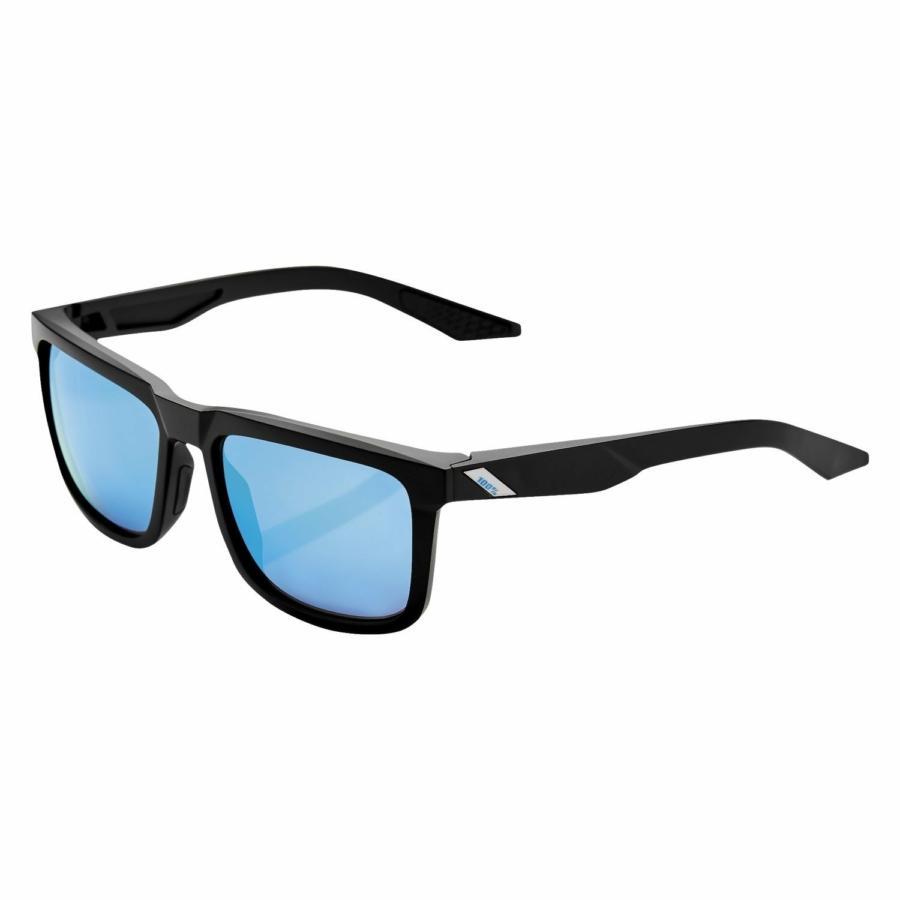 Kép 1/1 - 100% Blake Multilayer napszemüveg fekete