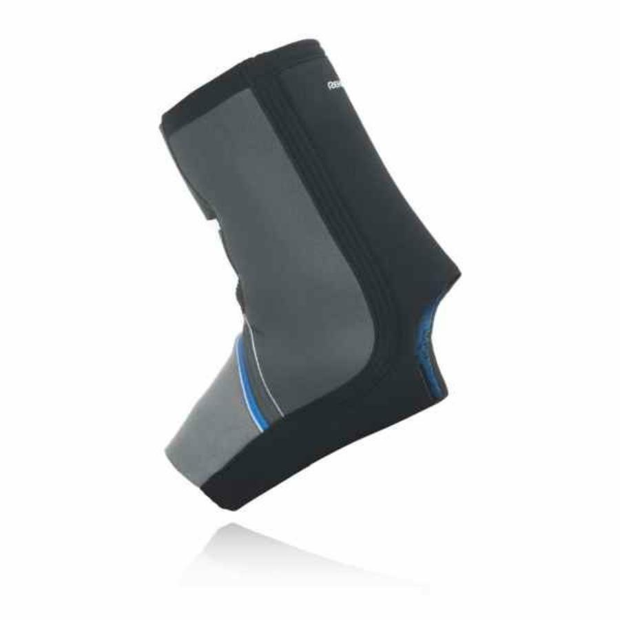 Kép 3/3 - Rehband bokavédő Core Line -  szürke-kék-fekete 2