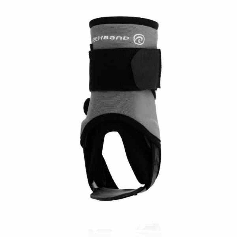 Kép 3/3 - Rehband bokavédő Core Line - szürke-fekete 2