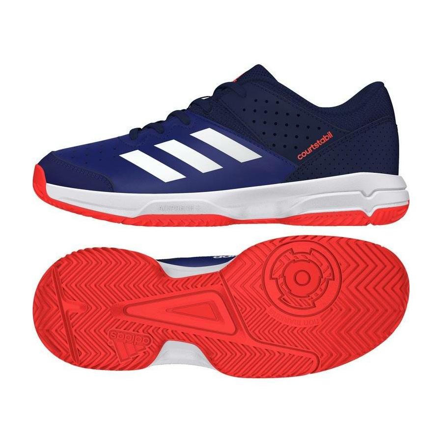 Kép 1/2 - Adidas Court Stabil kézilabdacipő junior