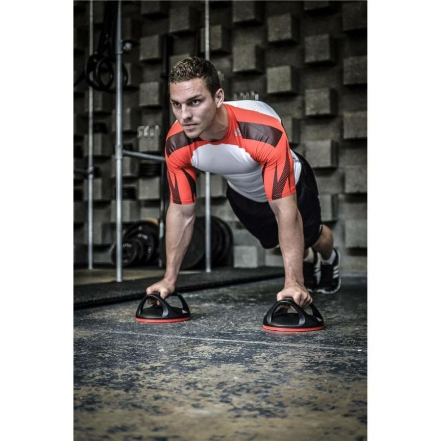 Kép 3/4 - Adidas forgatható fekvőtámasz állvány 2