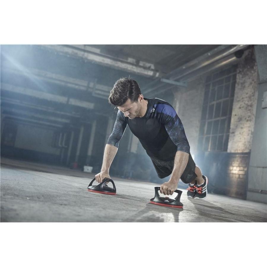 Kép 4/4 - Adidas forgatható fekvőtámasz állvány 3