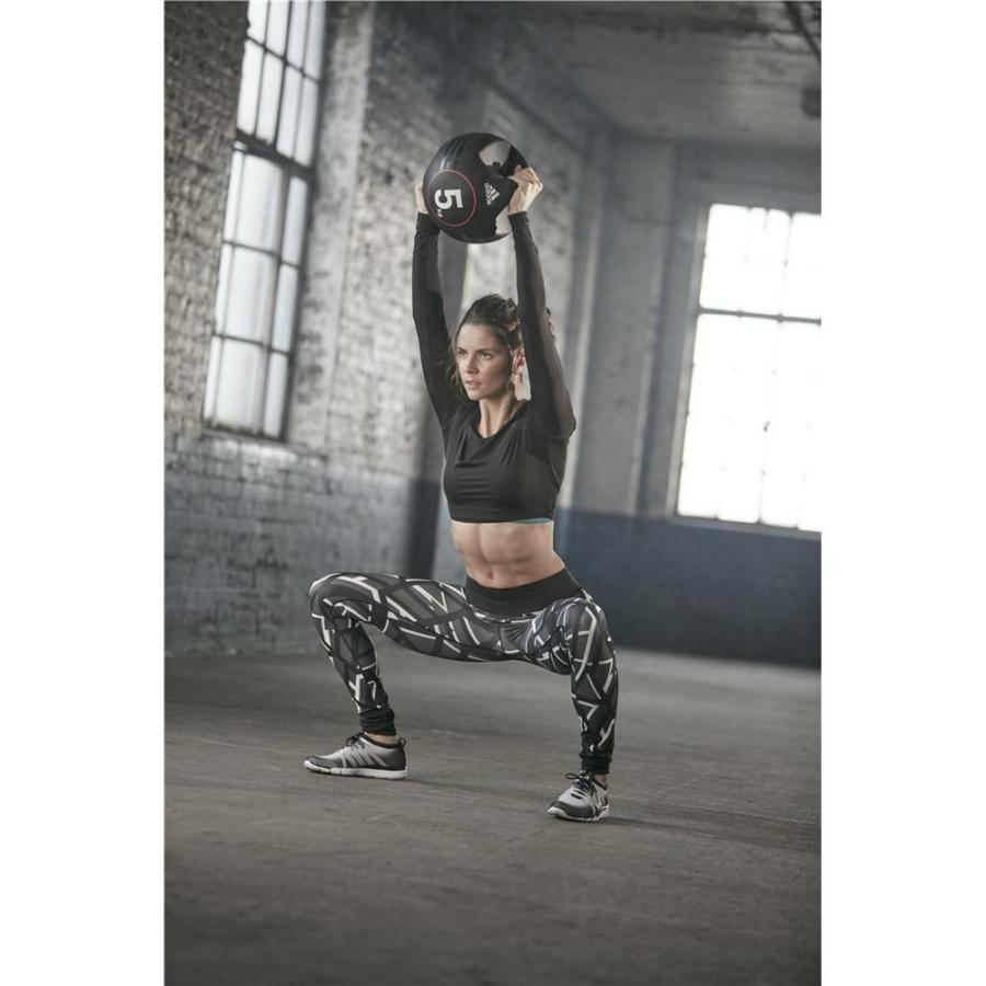 Kép 14/16 - Adidas medicinlabda fogantyúval - 5 kg 13