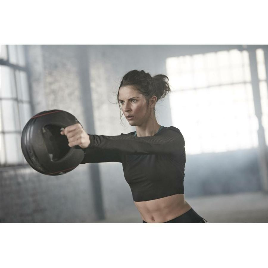 Kép 8/16 - Adidas medicinlabda fogantyúval - 5 kg 7