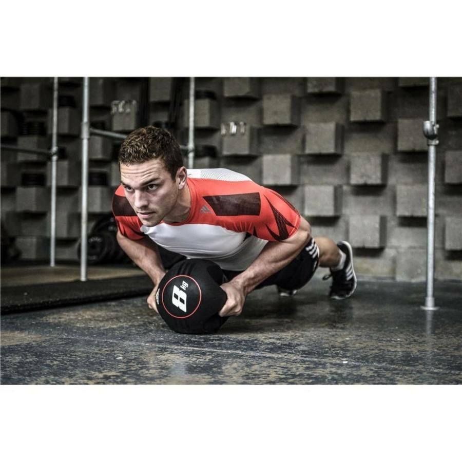 Kép 14/15 - Adidas medicinlabda fogantyúval - 8 kg 13