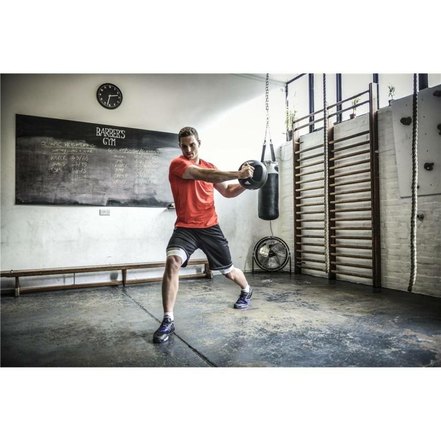Kép 9/15 - Adidas medicinlabda fogantyúval - 8 kg 8