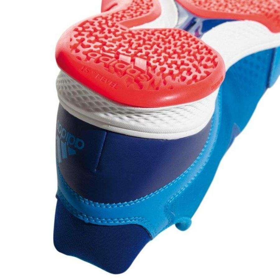 Kép 2/4 - Adidas Counterblast Exadic kézilabda cipő-kék-narancs 1