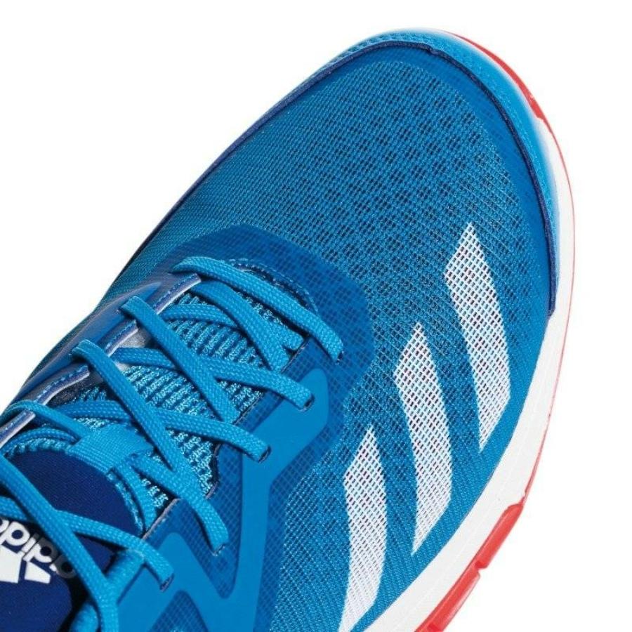 Kép 4/4 - Adidas Counterblast Exadic kézilabda cipő-kék-narancs 3