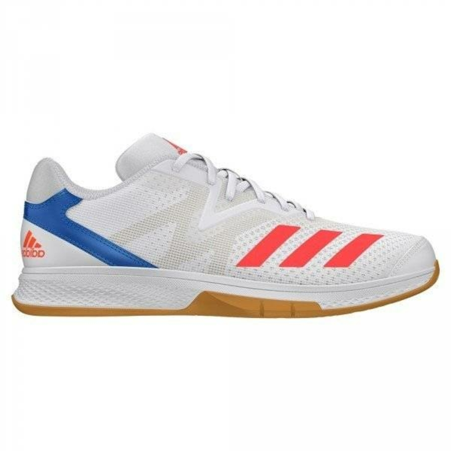 Kép 2/3 - Adidas Counterblast Exadic kézilabda cipő fehér-piros 1