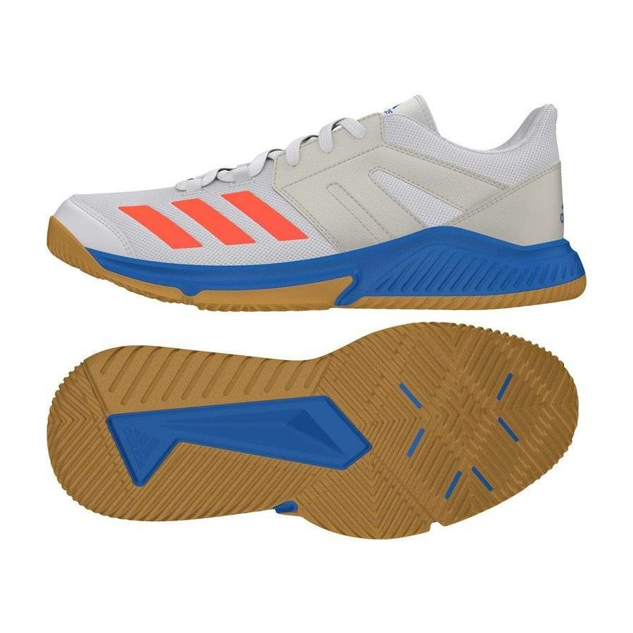 Kép 1/3 - Adidas Essence kézilabda cipő fehér