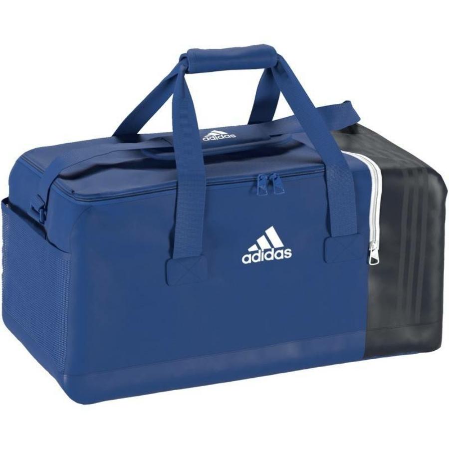 Kép 1/8 - Adidas Tiro 17 sporttáska - kék-sötétkék-fehér, méret: M
