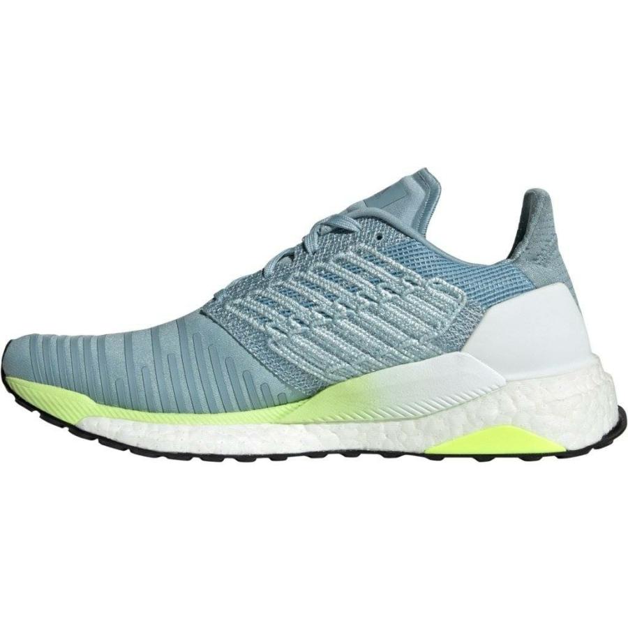 Kép 4/5 - SOLAR BOOST W világoskék-zöld-fehér cipő női 3