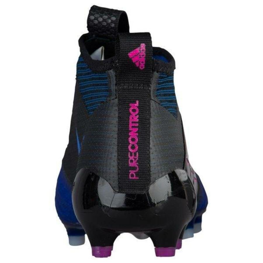 Kép 2/4 - Adidas ACE 17+ PureControl FG stoplis focicipő - fekete-kék-fehér-pink 1